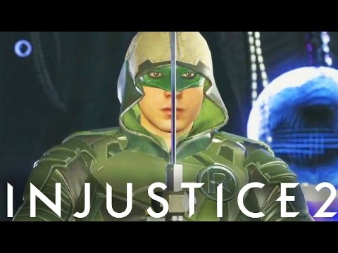 "Injustice 2: Robin Vs Wonder Woman Gameplay! - Injustice 2 ""Robin"" Gameplay"