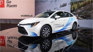 Los Angeles 2018: Toyota Corolla Hybrid / Noul Prius 4x4 / Camry TRD și Tacoma pentru salvamari