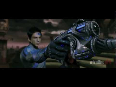 Ra.one - Visual Effects - Montage 3d video