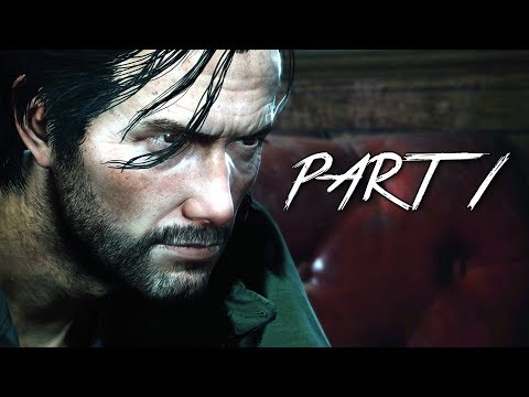 THE EVIL WITHIN 2 Walkthrough Gameplay Part 3 - Resonances (PS4 Pro)