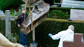 MAN EXHUMED 15 YEAR AFTER DEATH