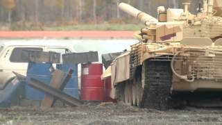 Russia Arms Expo 2013   Military Assets Live Firing Demonstration 1080p Full HD
