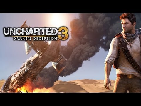 Uncharted 3 | Video Game Review