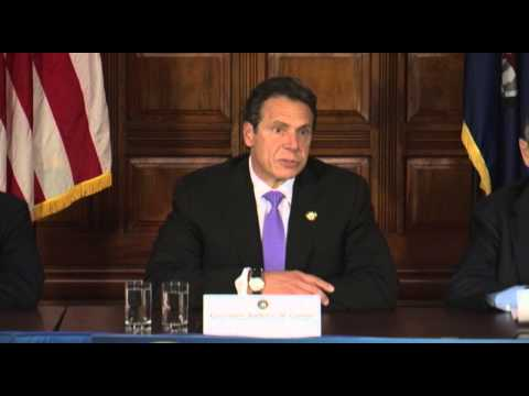 Governor Cuomo Announces Medical Marijuana Legislation
