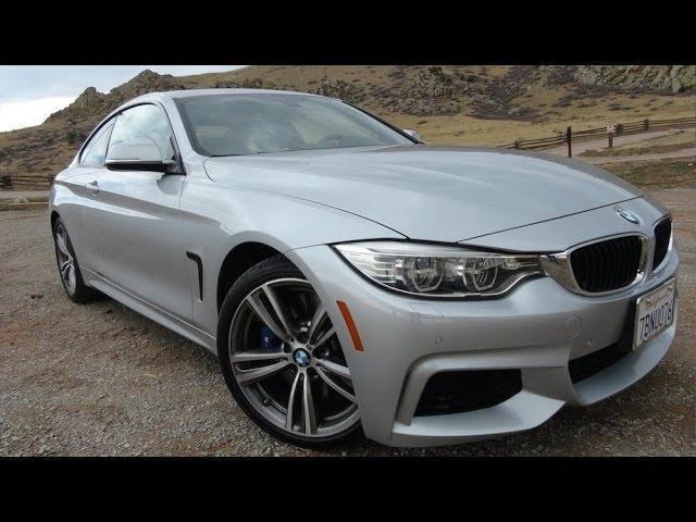 2014 BMW 435i xDrive 0-60 MPH Review - YouTube