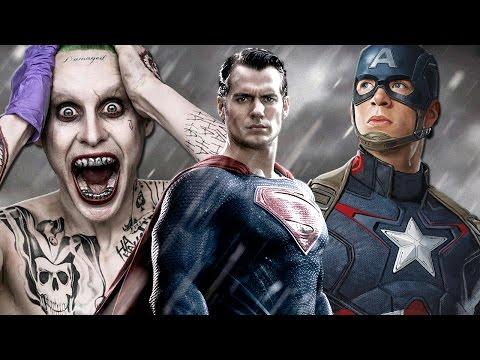 7 Películas De Superhéroes Más Esperadas Del 2016