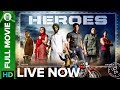 Heroes | Full Movie LIVE on Eros Now | Salman Khan, Sunny Deol, Preity Zinta, Sohail Khan & Vatsal MP3