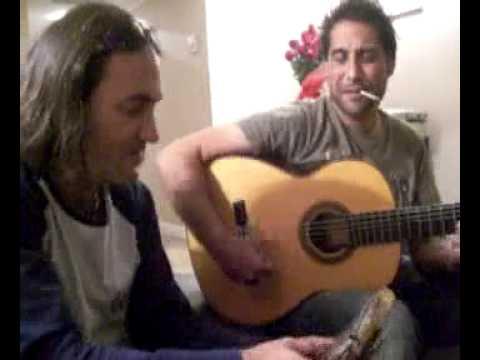 Mbira y Guitarra