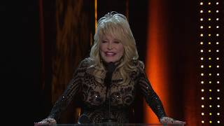 Dolly Parton 2019 Musicares Person Of The Year Acceptance Speech