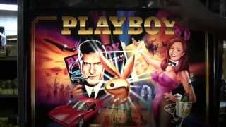 #257 Stern PLAYBOY 2002 Pinball Machine with both Family and X artwork! TNT Amusements