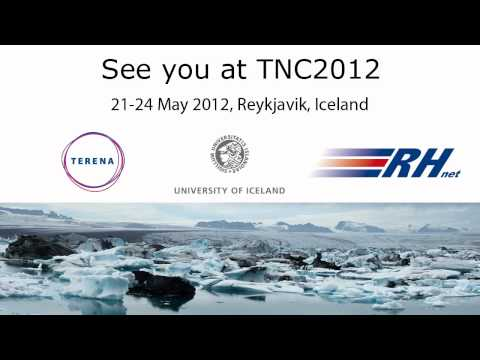 TERENA Networking Conference 2012