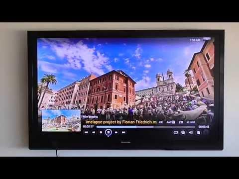 Rikomagic MK68 Android TV Box Review Kodi   XBMC Demo