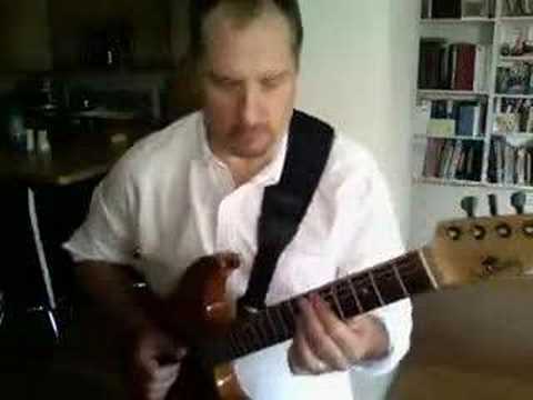 Chuck Loeb Plays Autumn Leaves solo guitar