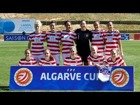WNT vs. Japan: Highlights - March 5, 2014