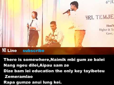 BEAUTIFUL SONG | NANGKAMLAK | FOR ZEME STUDENT'S UNION,ASSAM | MANIPUR | NAGALANG