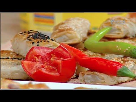 فطائر هشه بالخضار والجبنه الشيف #غاده_مصطفي من برنامج #البلدى_يوكل #فوود