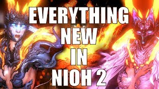Is Nioh 2 REALLY Just Nioh 1.5?? Well, Here's EVERYTHING NEW So Far!