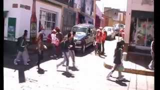 #Flashmob COCA-COLA UAQ