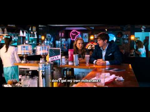 "No Strings Attached Movie Clip ""I really like you"""