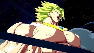 Dragon Ball FighterZ - Broly Teaser Trailer