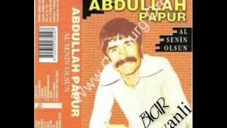 Abdullah Papur-     Çift Camlardan Ses Gelmiyor.wmv