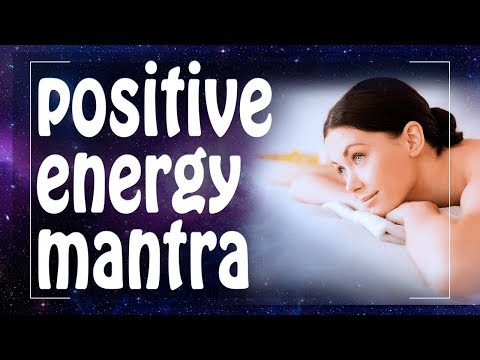 DEEP RELAXATION mantra POSITIVE ENERGY MEDITATION ॐ Powerful Mantras music spiritual awakening pm