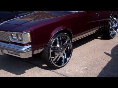 1985 4 door cutlass supreme on 26's. DONK STATUS Music Videos