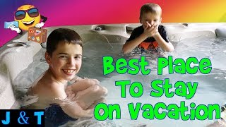 VACATION HOUSE TOUR / Jake and Ty