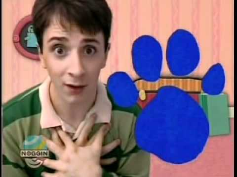 WE ARE GONNA PLAY BLUE'S CLUES SONG