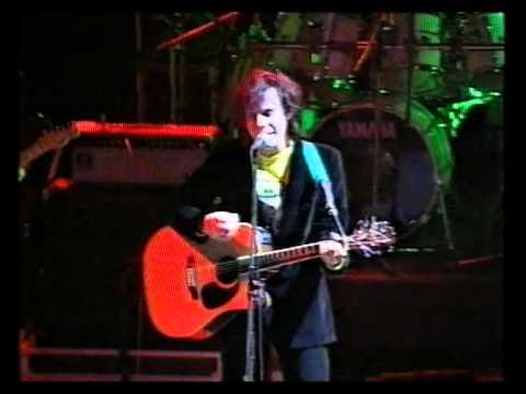 Мумий Тролль - Воспитанник упавшей звезды (Live @ ДК Горбунова 1998)