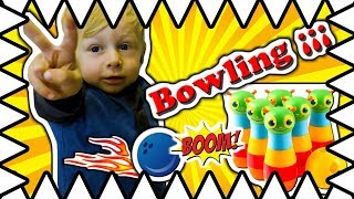 Bowling For Kids Toy Playset, Target Toy Bowling Game! Perfect Bowling Game!