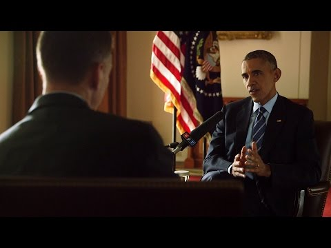 President Obama Criticizes Elements Of The U.S. Political System