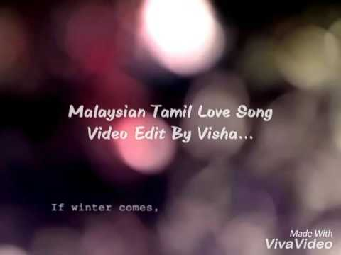 Ennuyireh Malaysian Tamil Love Song (Fan Made Lyrical Video)