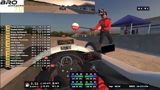 Skip sur Canadian Tire Race 1 - Accident dans le tour 10 , fini P15