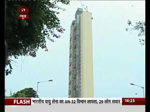 SC asks Centre to secure Adarsh Society by 5th August