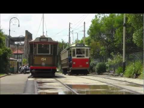 A Day at the Sydney Tramway Museum