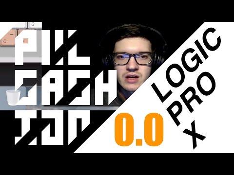 Создание электронной музыки в Logic Pro X