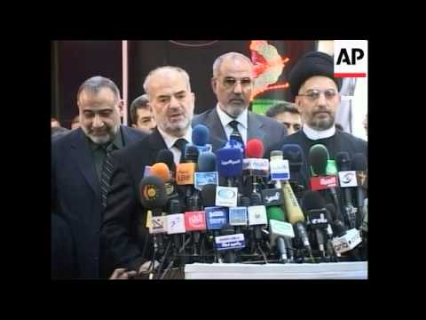 Shiite lawmakers name PM al-Jaafari to head next Iraqi government