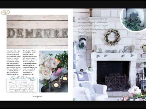 a vendre maison de charme azay le rideau reportage shabby style youtube. Black Bedroom Furniture Sets. Home Design Ideas