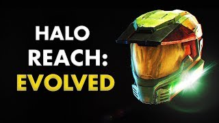 Welcome to Halo Reach: Evolved, a Campaign Overhaul Mod for Halo: Reach
