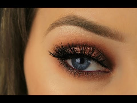 Urban Decay Naked Heat Tutorial   Eimear McElheron