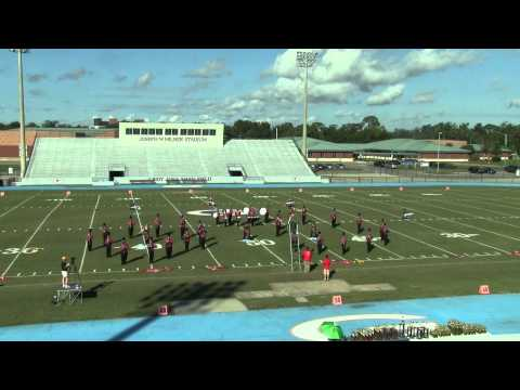 West Marion High School Marching Band 2013