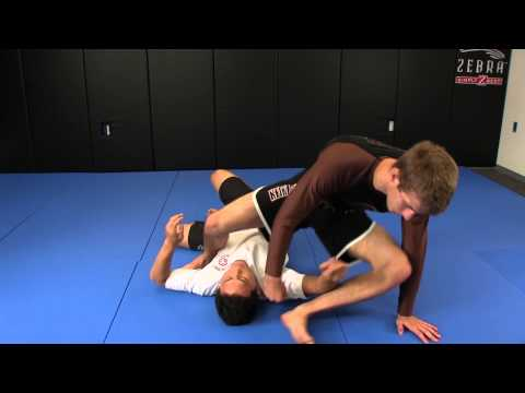 Keenan Cornelius: Submission String From Mount Image 1