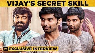 Vijay Sethupathi's Acting Secret - Atharvaa Reveals | Megha Akash | Boomerang | MY 450