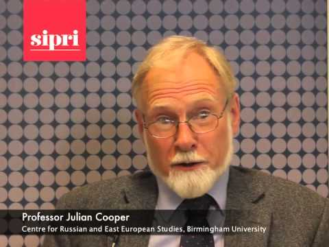 Professor Julian Cooper talks about Russia's military modernization plans
