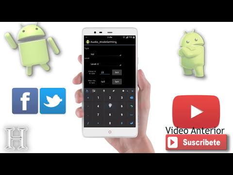Subir Volumen Android 300% Sin Root   Tutorial en Español  