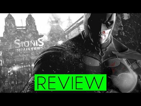 Batman: Arkham Origins Review e Análise