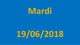 RESULTATS EURO MILLIONS DU 19/06/2018 !