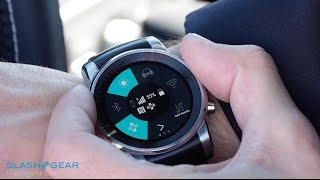 Audi Open webOS watch hands on demo
