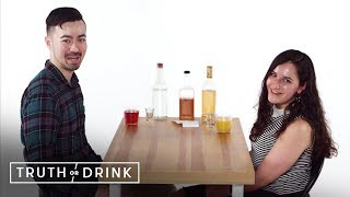 Exes (Gavin & Amy) | Truth or Drink | Cut